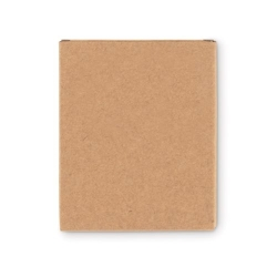 BIC® Small 25 Sheet Adhesive Die Cut Notepads Eco